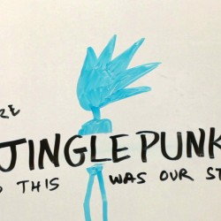 Jingle Punks: Draw My Life